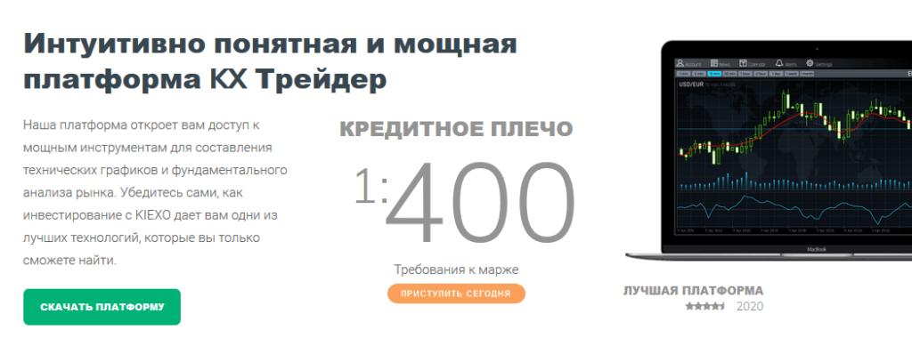 kiexo kx trader платформа