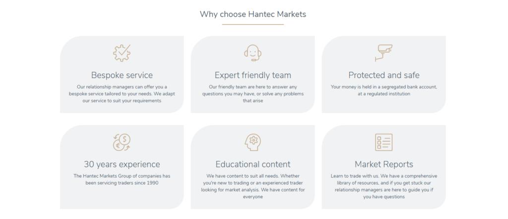 hantec markets торговые условия