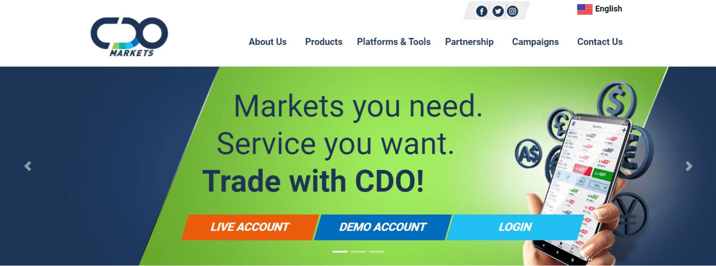 Отзывы и комментарии о CDO Markets — мошенники