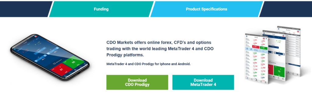 cdo markets обзор условий